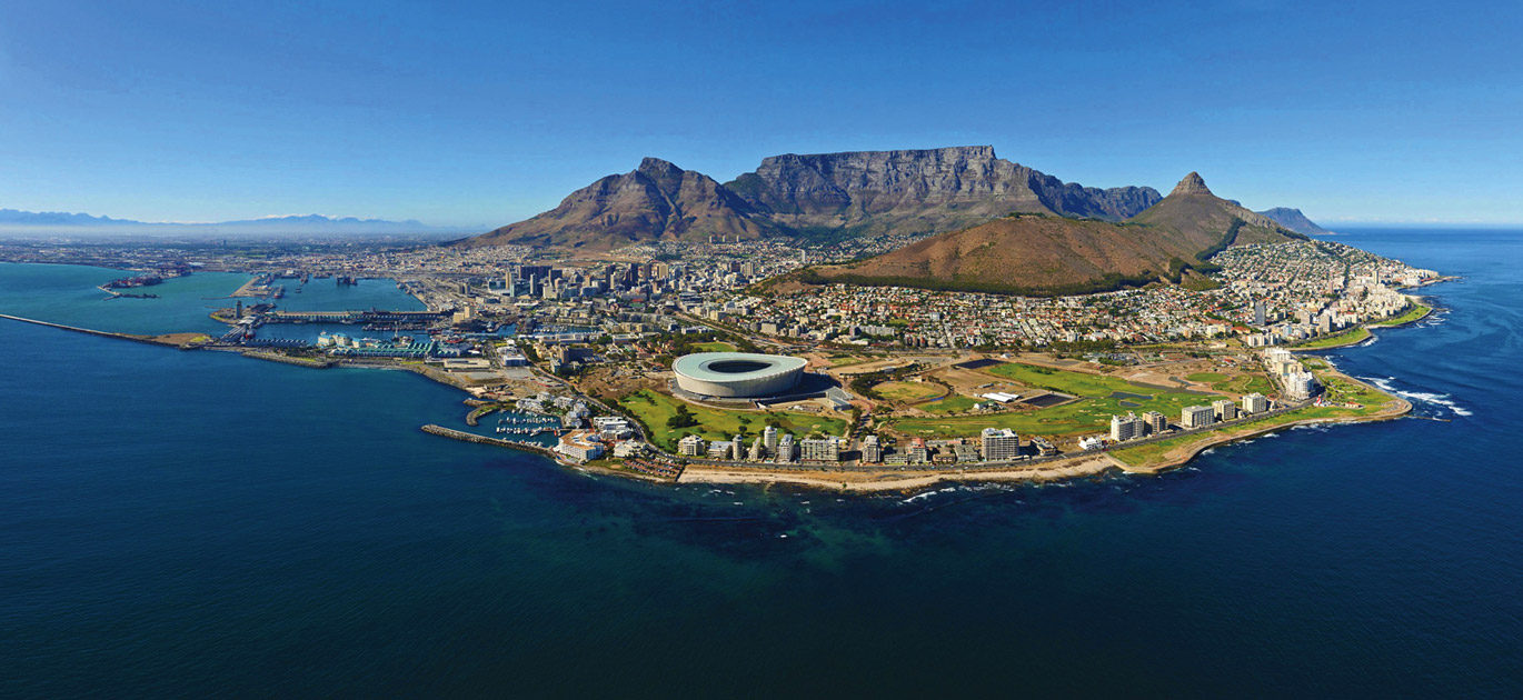 Cape Town Best City In The World