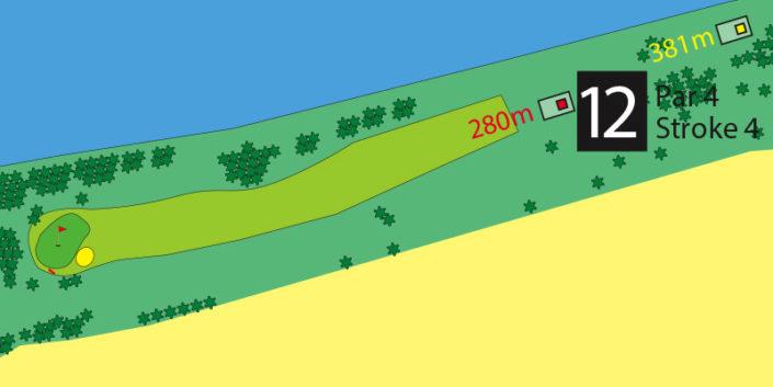 Milnerton Golf Course Hole 12