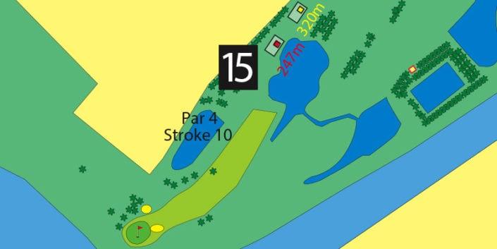 Milnerton Golf Course Hole 15