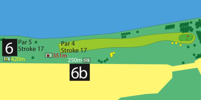 Milnerton Golf Course Hole 6