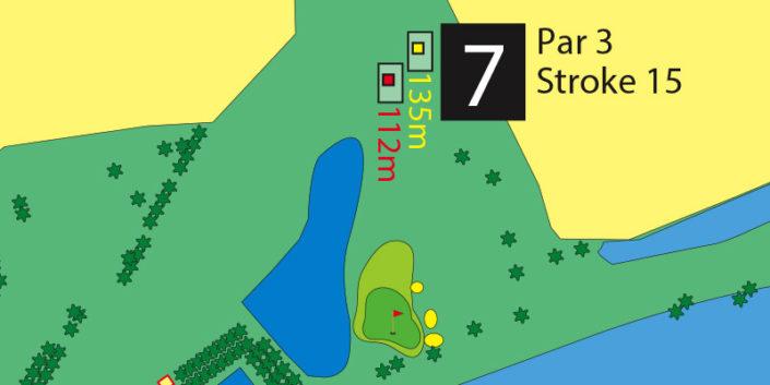 Milnerton Golf Course Hole 7