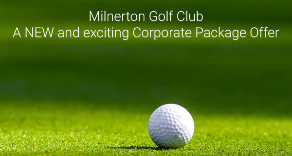 A NEW and exciting Corporate Package Offer